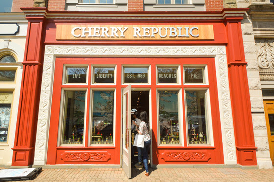 Cherry Republic, Holland, MI