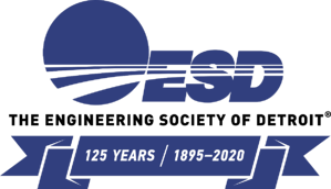 ESD Anniversary Logo