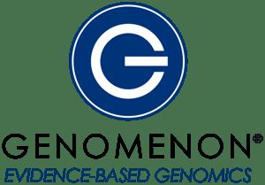 Genomenon Logo 2020 - stacked tag