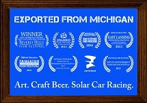 Exported from Michigan - the film