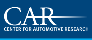 Research at CAR (Center for Automotive Research)