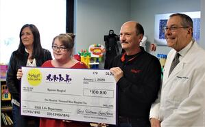 Lansing Mi Halloween Events 2020 Sparrow Receives Over $100K Donation Thanks to Generosity of