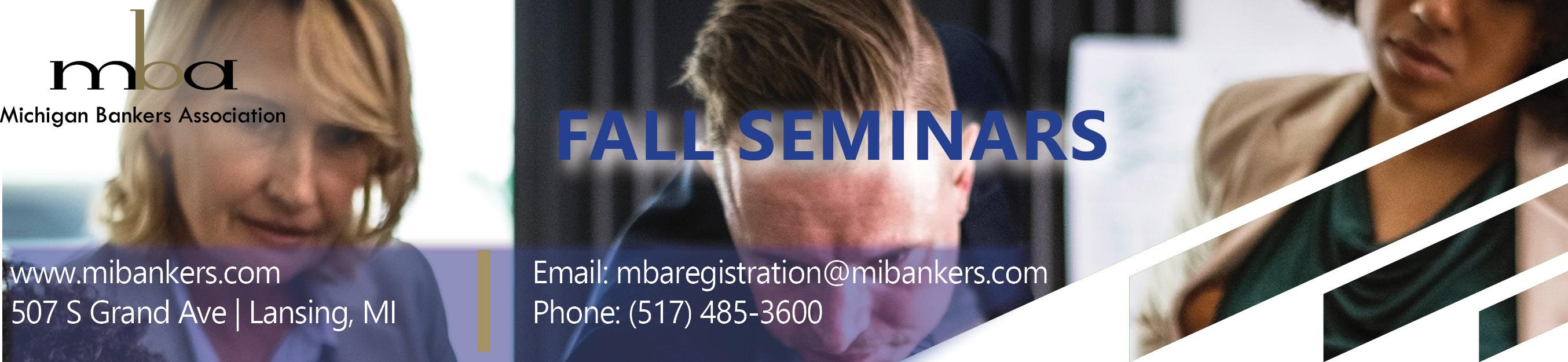 MBA Fall Seminars logo