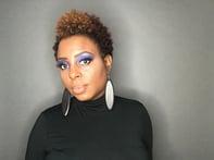 R&B and jazz recording artist Ledisi