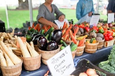 Markets across Michigan will celebrate National Farmers Market Week August 1-7