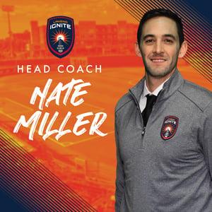 Nate Miller Head Coach - Facebook