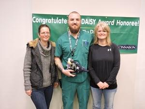 Sparrow Ionia Nurse helps veteran 2