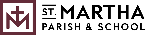 St Martha Logo