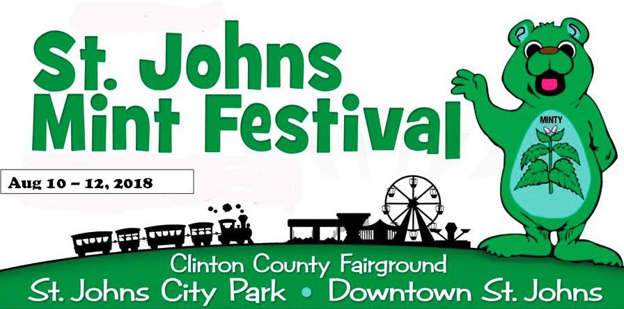 St. John Mint Fest