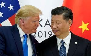 Trump-Jinping