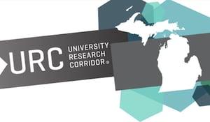 University Research Corridor logo