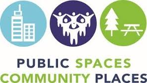 Image result for MEDC's Public Spaces Community Places initiative