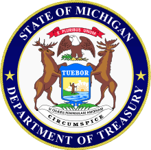 michigan department of treasury