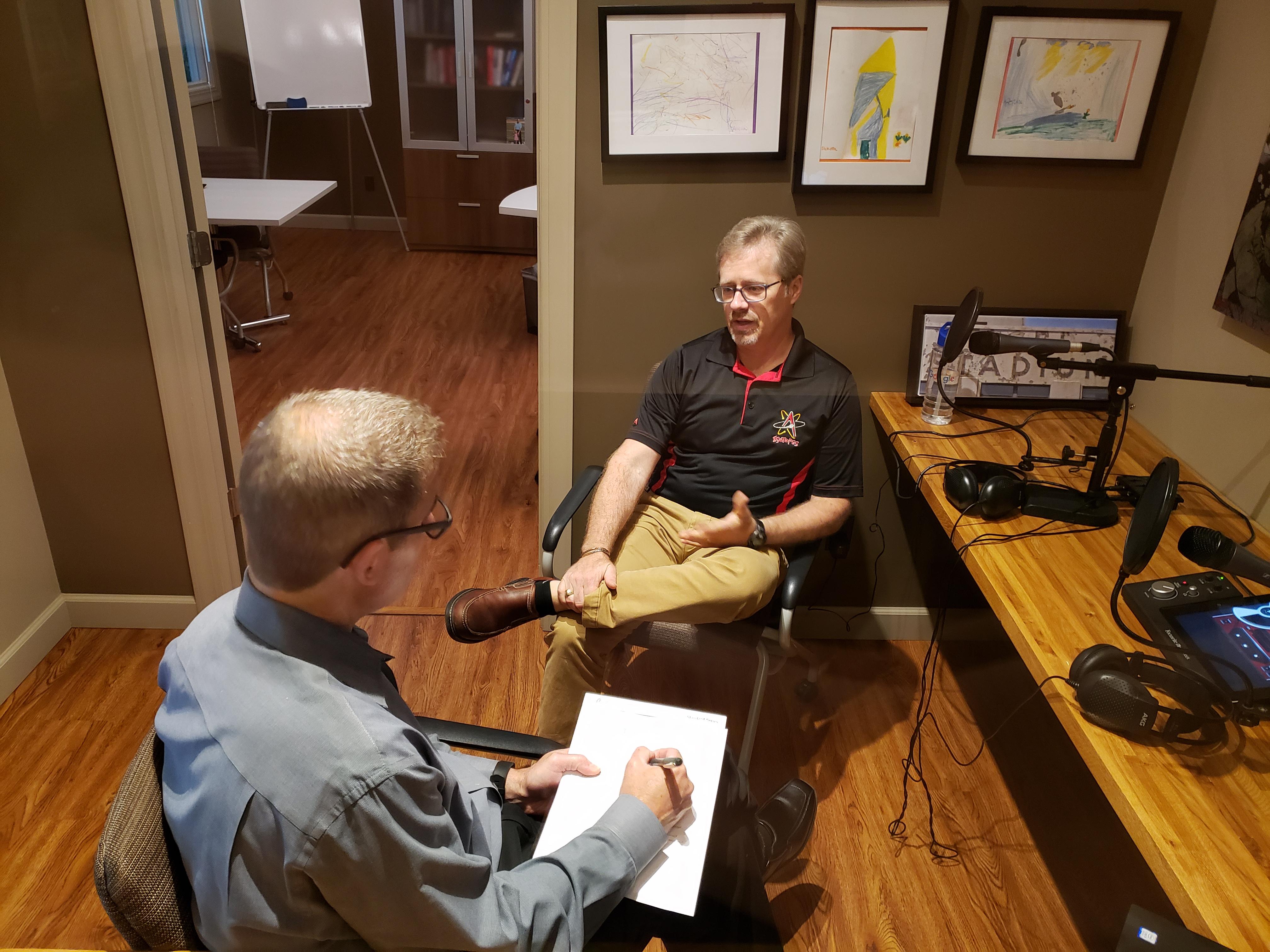 Jerry Hollister | Bottom Line I.T. 2