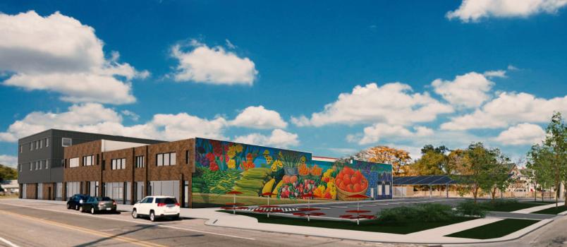 Allen-Place-Mural-Rendering