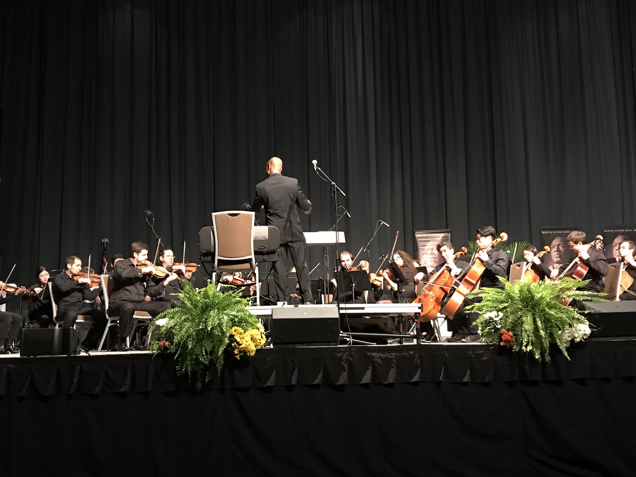 Lansing's The Music of the Dream Orchestra