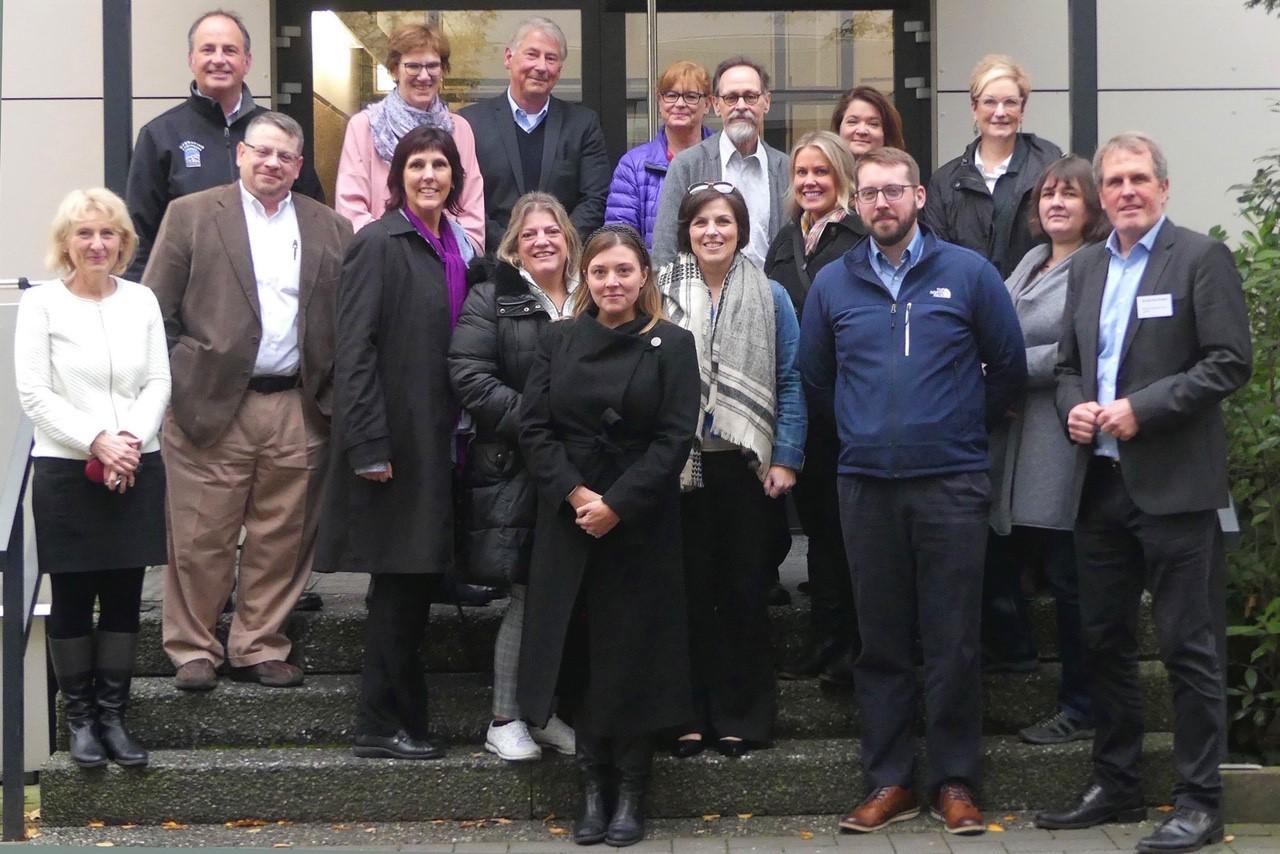 Germany NY and MI delegations