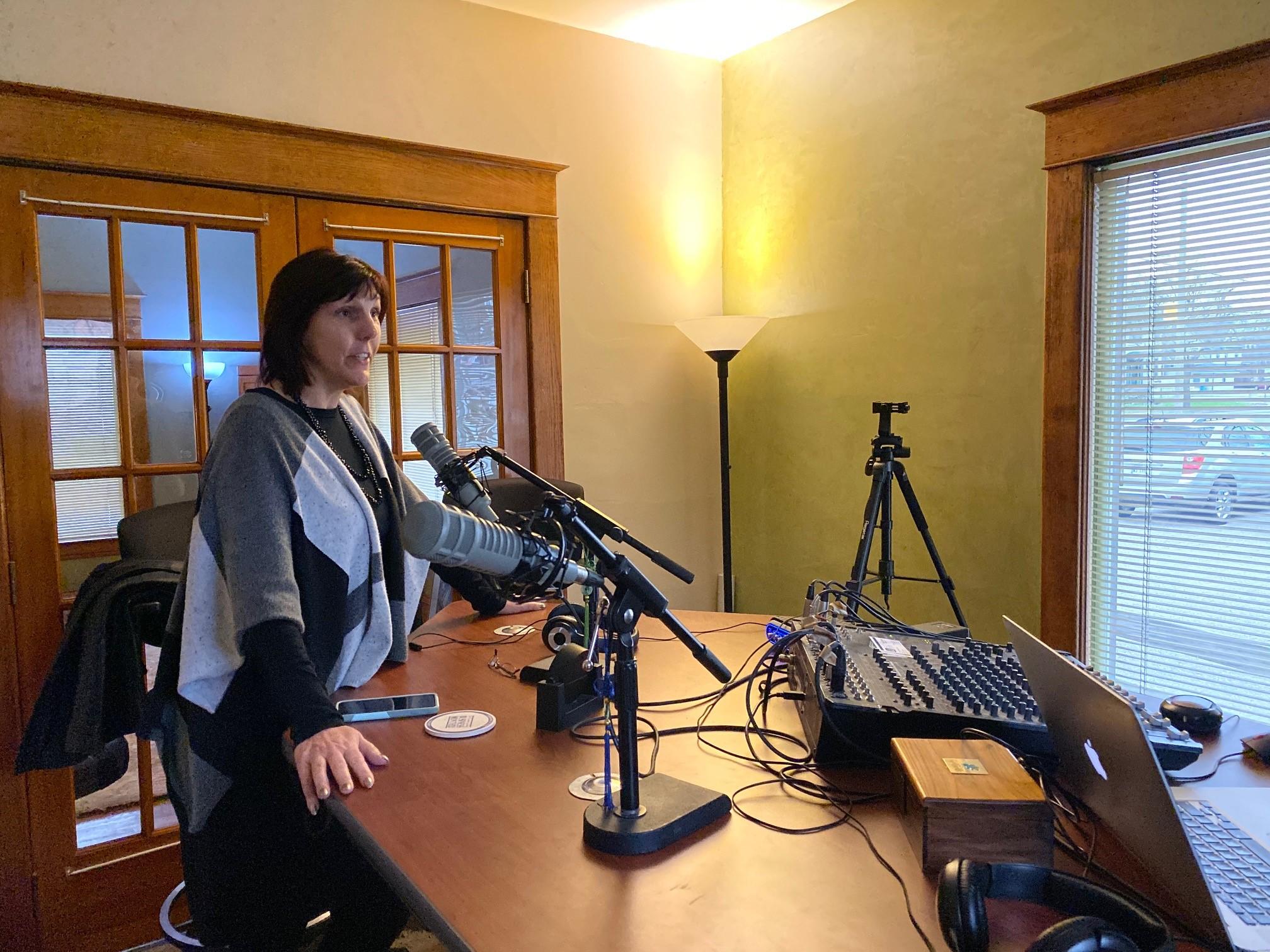 Lu In Studio December 2019