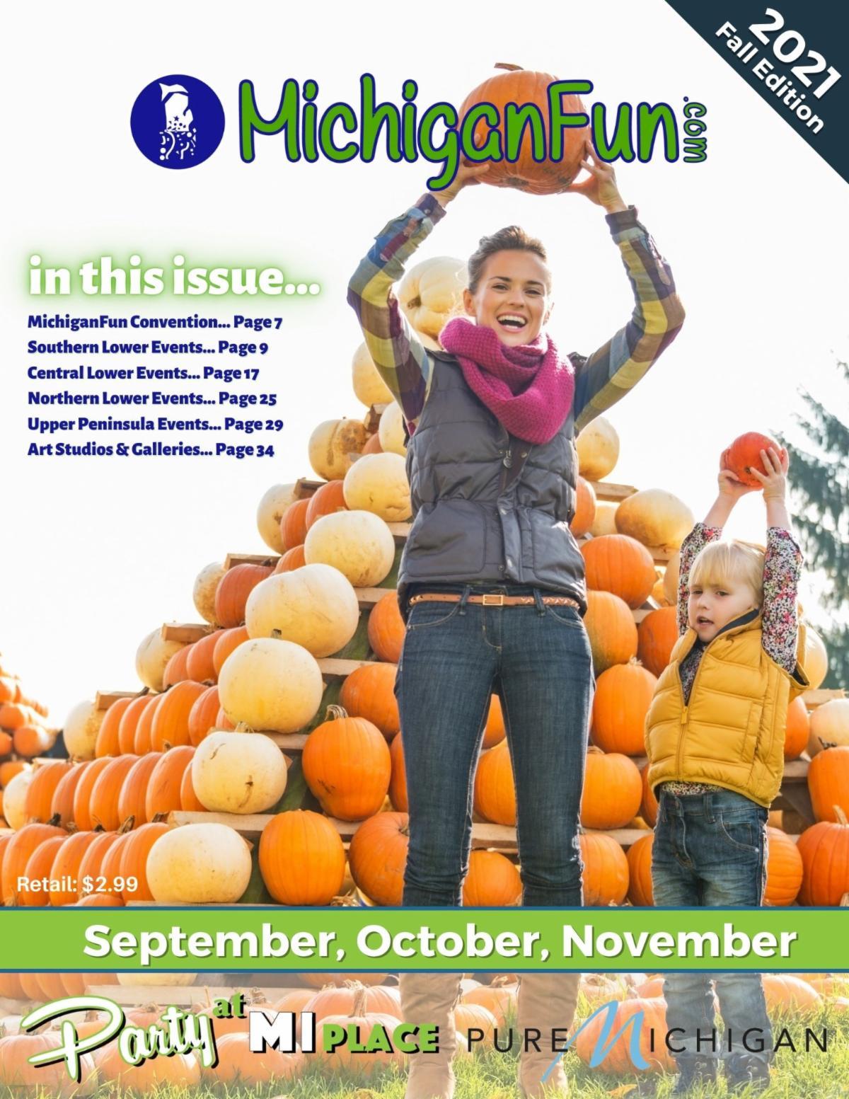 Michiganfun.com Magazine Sept Edition PDF