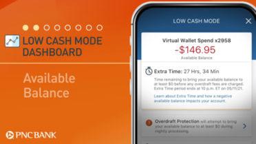 PNC - Low Cash Mode - Dashboard-AVS-1