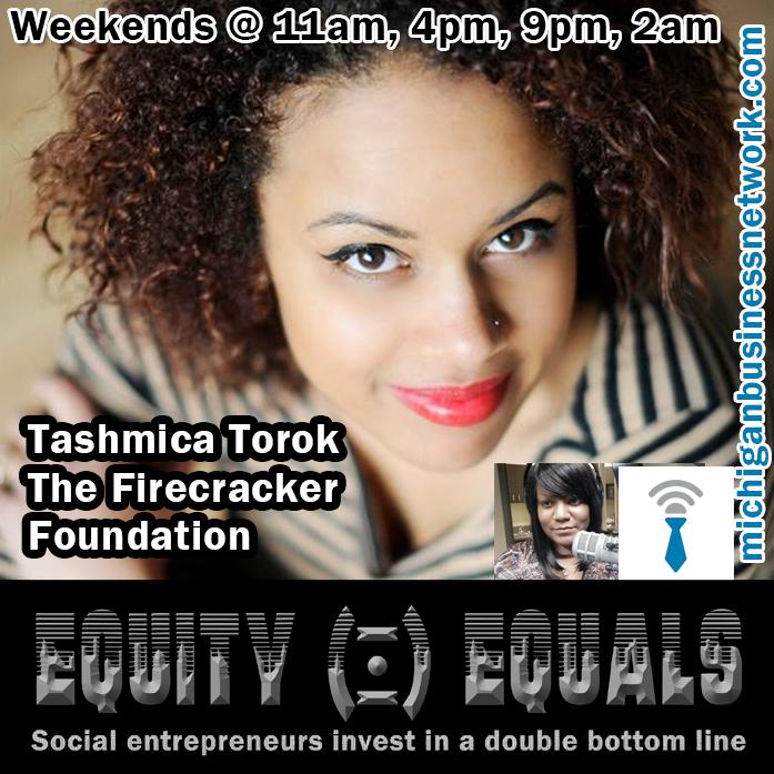 Tashmica Torok The Firecracker Foundation