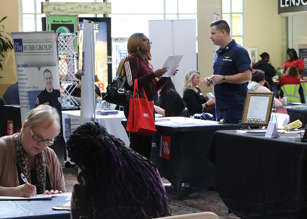 The Genesee County Career Expo aims to be the largest in-person job fair in the region