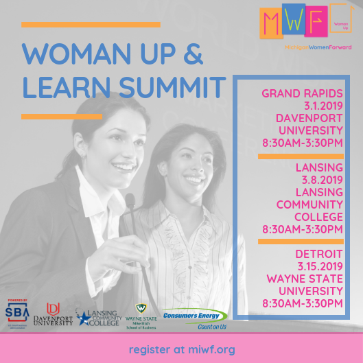 Woman Up & Learn Summit-all locations-social media